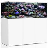 490 l Rahmenloses Meerwasser-Komplettaquarium mit Unterschrankfiltersystem Aqua Medic Armatus XD 575