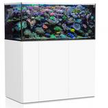 405 l Rahmenloses Meerwasser-Komplettaquarium mit Unterschrankfiltersystem Aqua Medic Armatus XD 500