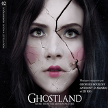 GHOSTLAND (MUSIQUE DE FILM) - GEORGES BOUKOFF - ED RIG (CD)
