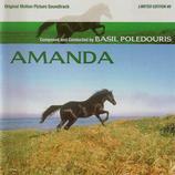 AMANDA (MUSIQUE DE FILM) - BASIL POLEDOURIS (CD)