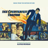 TRAHISON SUR COMMANDE (THE COUNTERFEIT TRAITOR) - ALFRED NEWMAN (CD)