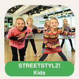 Probestunde STREETSTYLZ! Kids (7-10 Jahre) Freitag | 15.20 Uhr