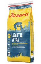 Josera Light & Vital 15kg