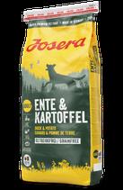 Josera Ente & Kartoffel 15kg