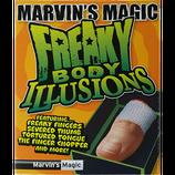 freaky finger (doigts)