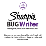 Sharpie Bug Writer