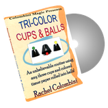 Tri-Color Cups & Balls