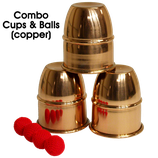 Combo Cups & Ball Copper