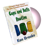Cups and Balls Routine