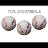 Final Load Baseballs