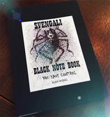 Svengali blank note book