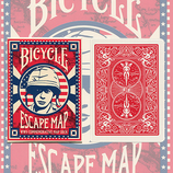Bicycle Map Deck