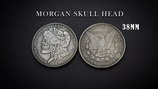 Morgan Dollar Skull