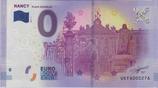 Billet touristique 0€ Nancy Place Stanislas 2017