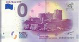 Billet touristique 0€ Château d'If 2018