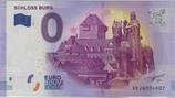 Billet touristique 0€ Schloss Burg statue cavalier 2017