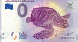 Billet touristique 0€ Aquarium La Rochelle 2018