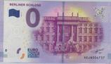 Billet touristique 0€  Berliner schloss extérieur fontaine 2017