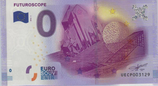 Billet touristique 0€ Futuroscope 2016