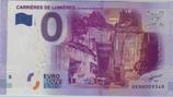 Billet touristique 0€ Carrières de Lumières Les Baux de Provence 2016