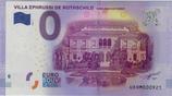 Billet touristique 0€ Villa Ephrussi de Rothschild Saint Jean Cap Ferrat 2016