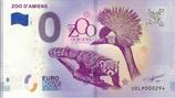 Billet touristique 0€ Zoo d'Amiens 2018