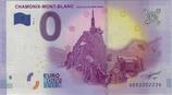 Billet touristique 0€ Chamonix Mont blanc Aiguille du Midi 3842m 2017