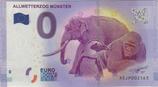 Billet touristique 0€  Allwetterzoo Munster éléphant manchot gorille 2017
