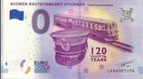 Billet touristique 0€ Suomen Rautatiemuseo Hyvinkaa 2018