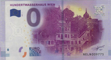 Billet touristique 0€ Hundertwasserhaus Wien 2017