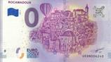 Billet touristique 0€ Rocamadour 2018