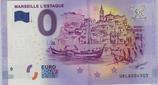 Billet touristique 0€ Marseille L'Estaque 2017