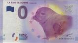 Billet touristique 0€ La baie de Somme Phoque gris 2017