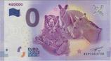 Billet touristique 0€ Kizoodo 2017