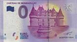 Billet touristique 0€ Chateau de Montbazillac 2017