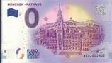 Billet touristique 0€ Munchen Rathaus 2018