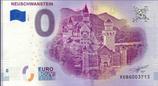 Billet touristique 0€ Neuschwanstein 2018