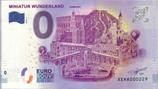 Billet touristique 0€ Miniatur wunderland Hamburg 2018