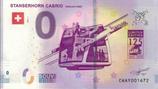 Billet touristique 0€ Satnserhorn cabrio world's first 2018