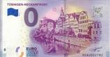 Billet touristique 0€ Tubingen Neckarfront 2018
