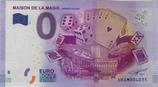 Billet touristique 0€ Maison de la magie Robert Houdin 2016