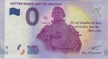 Billet touristique 0€ Gottes gnade gibt es umsonst 2017