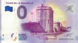 Billet touristique 0€ Tours de la Rochelle 2018