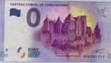 Billet touristique 0€ Chateau Comtal de Carcassonne 2017