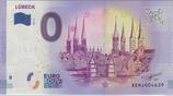 Billet touristique 0€ Lubeck 2017