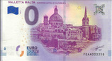 Billet touristique 0€ Valletta Malta European capital of culture 2018
