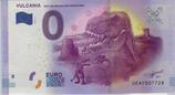 Billet touristique 0€ Vulcania Sur les traces des dinosaures 2017