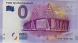 Billet touristique 0€ Pont de Saint Nazaire 2016
