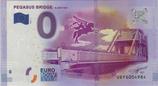 Billet touristique 0€ Pegasus bridge 6 juin 1944 2016