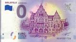 Billet touristique 0€ Bielefeld Altes Rathaus 2018